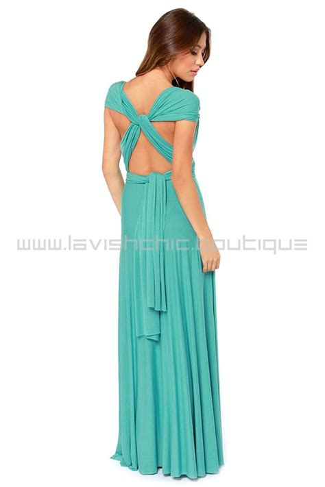 jewelry tips and tricks of the trade tricks of the trade turquoise maxi dress convertible dress