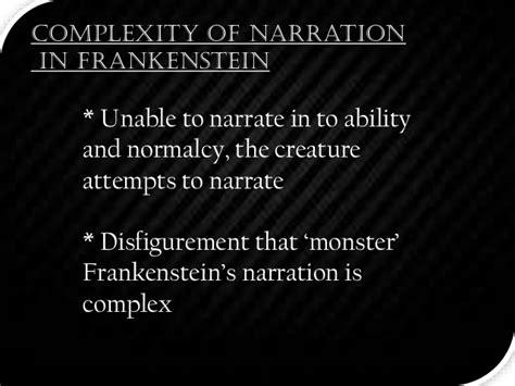 in frame narrative frame narrative in frankenstein