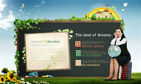 education psd backgrounds free download naveengfx