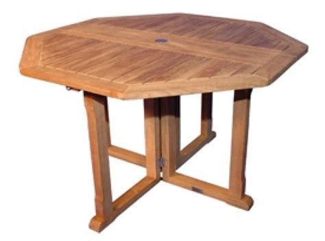 octagon table octagon collapsible table