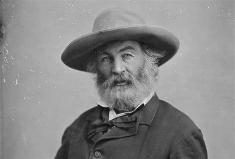 biography of walt whitman walt whitman biography of the great american poet