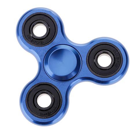 Fidget Edc Spinner metal edc tri spinner fidget focus edc spin gift ebay