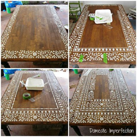 diy indian home decor diy moroccan stencil table 2017 2018 best cars reviews