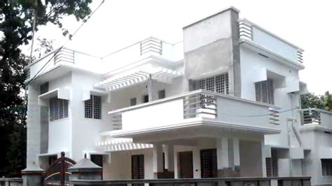 Indian House Plans With Photos by Luxury Modern Style 2400 Sq Ft House For Sale In Angamaly