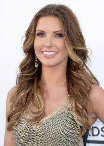 audrina patridge hairstyles brown with