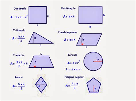 figuras geometricas formulas de superficie experiencias de un maestro recursos unidad 11 mate 5 186