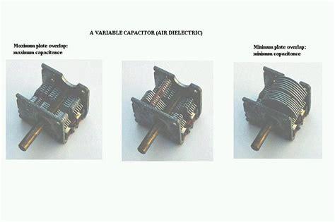 factors affecting capacitance capacitors electronics
