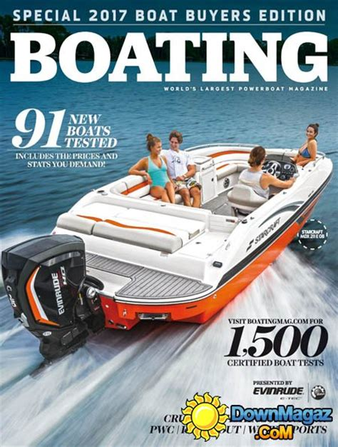 boating magazine usa boating special 2017 187 download pdf magazines