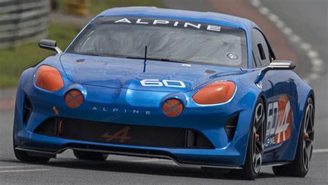 renault alpine celebration renault reveals alpine concept car at le mans car news