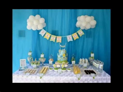 Baby Boy Shower Decorations by Baby Boy Shower Decorations Ideas 2016