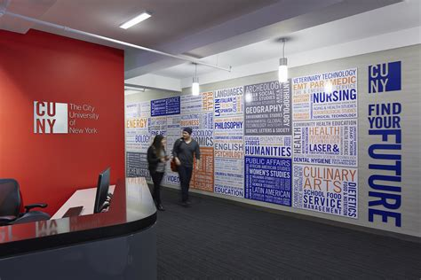 Cuny Central Office by Construction Briefs Tpg Designs Cuny Space Gka Designed