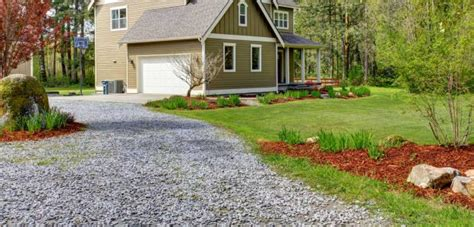Square To Yards Of Gravel by 2019 Gravel Driveway Cost Guide Inch Calculator