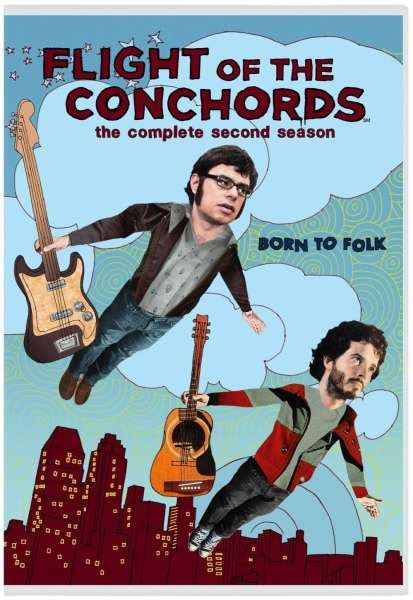 flight of the conchords tv series wikipedia the free flight of the conchords season 2 dvd zavvi com