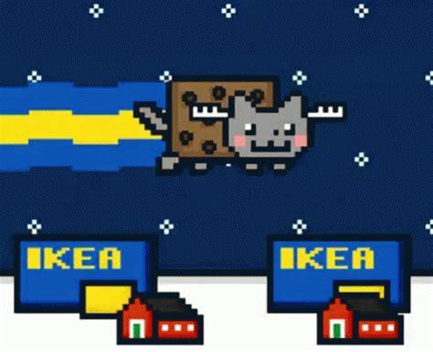 ikea gif ikea cat gif swedish sweden ikea discover share gifs