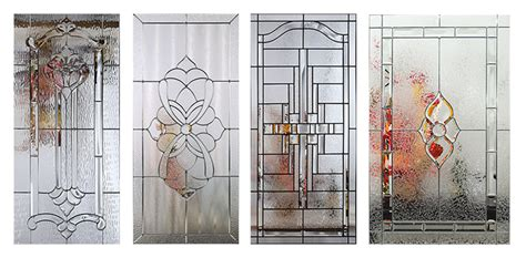 Decorative Glass Panels For Doors Clopay 174 Adds New Decorative Glass Options To Entry Door Line