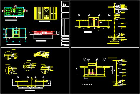 stuck in layout view autocad planes of roofs house for old men dwg full project for
