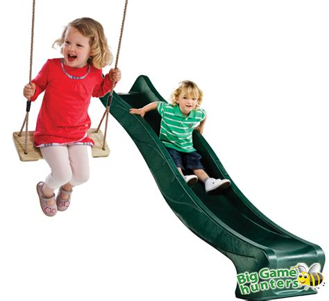 swing package classic swing and slide package