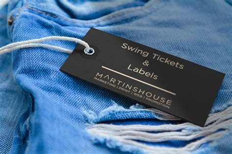 swing tickets swing tickets labels martinshouse design marketing