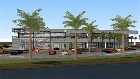 ferrari dealership near me ferrari maserati to relocate to new dealership near mall