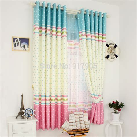 cute curtains for girls room cute custom made cartoon little stars curtains for living