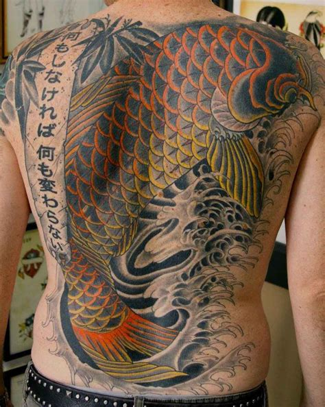 traditional koi fish tattoo designs japanese tattoos designs ideas and meaning tattoos for you