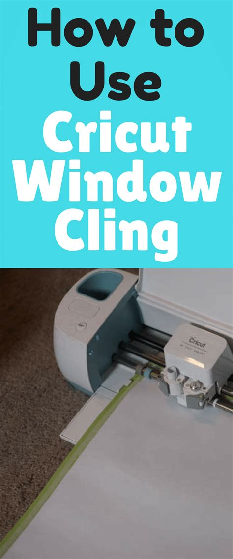 how to use printable vinyl with cricut window calendar tutorial with cricut window cling