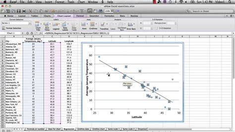 slope excel how to run a regression in excel to find the slope