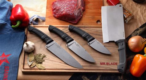 tactical kitchen knives mrblade com knives and accessoriesmy portfolio mrblade