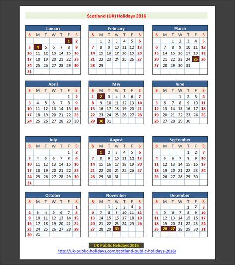 public holidays 2016 scotland uk public holidays 2016 uk holidays