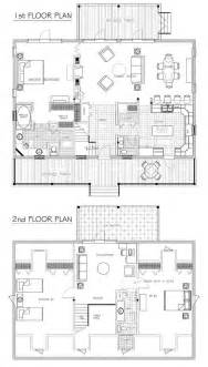 Small House Blueprint by Small House Plans