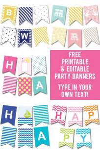 wedding shower banners