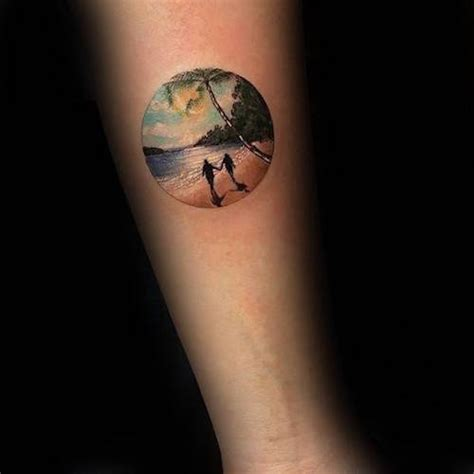 beach themed tattoos 10 most unique tattoos