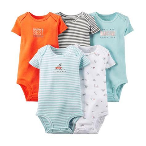 preemie onesies carters preemie newborn 3 6 9 12 18 24 months 5 pk