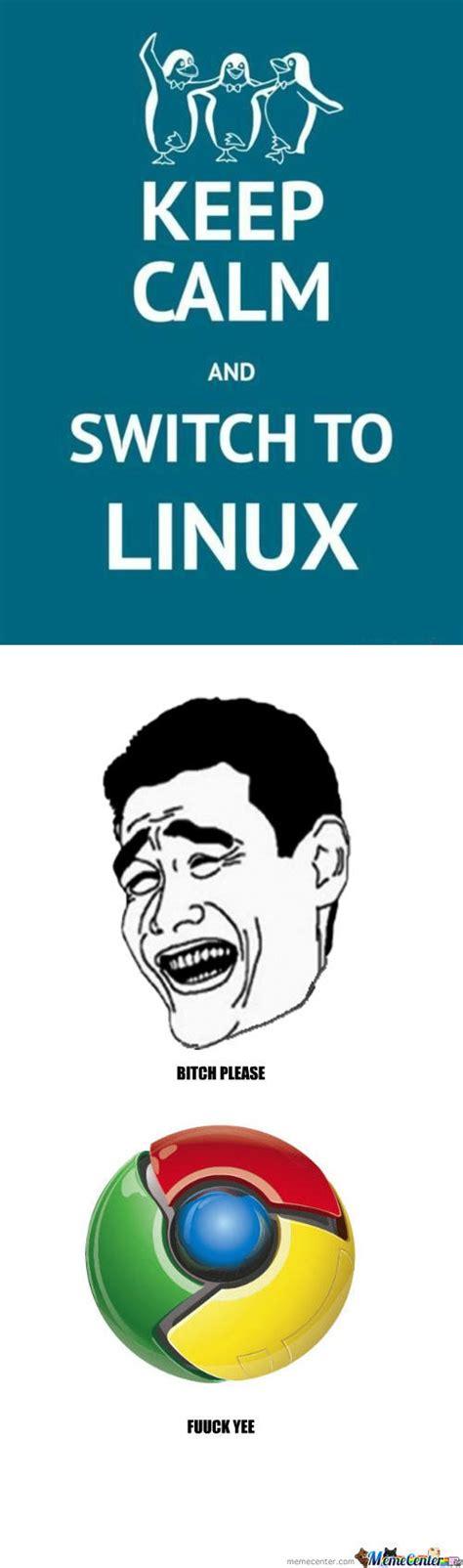 rmx keep calm and use linux by puuuccckkkooo meme center