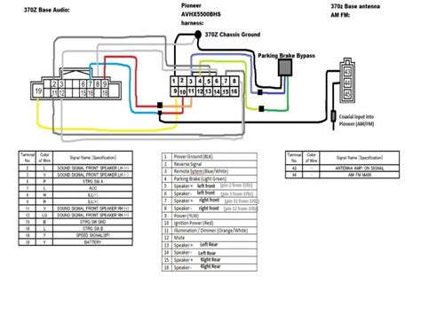 1996 nissan maxima stereo wiring diagram wiring diagrams