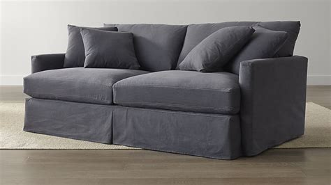 crate and barrel lounge sofa review crate and barrel lounge slipcovered sofa reviews hereo sofa