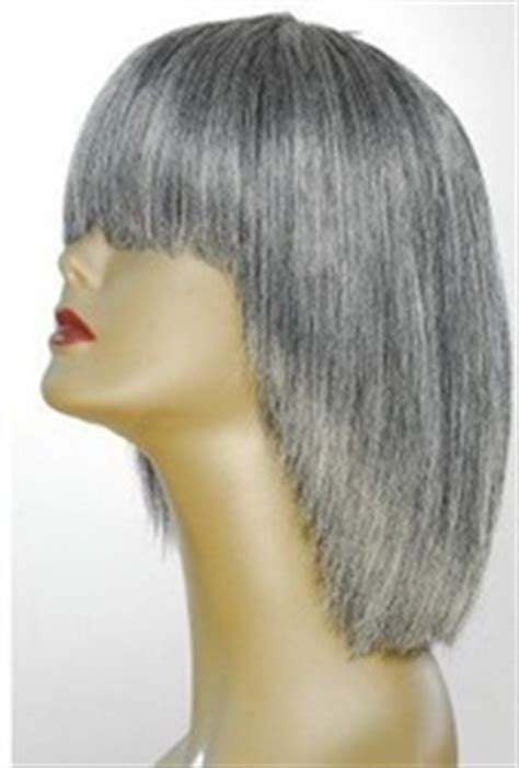 salt and pepper clip in bangs clip on bangs for salt and pepper hair hairstyle gallery