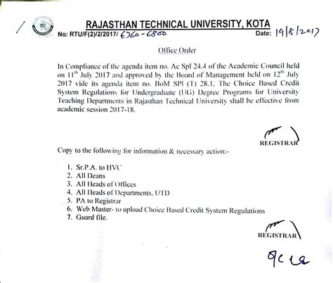 Rtu Mba Syllabus 2016 17 by Rajasthan Technical Kota Rajasthan