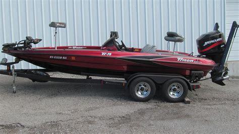 triton boats sale triton boats for sale in kentucky boats