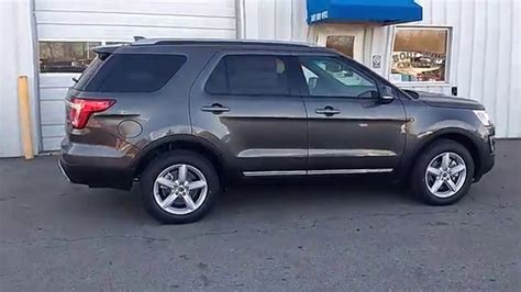 magnetic gray magnetic gray 2016 explorer xlt 4wd 3 5l 202a 2nd