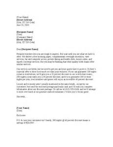 business promotion letter to increase sales of a hotel