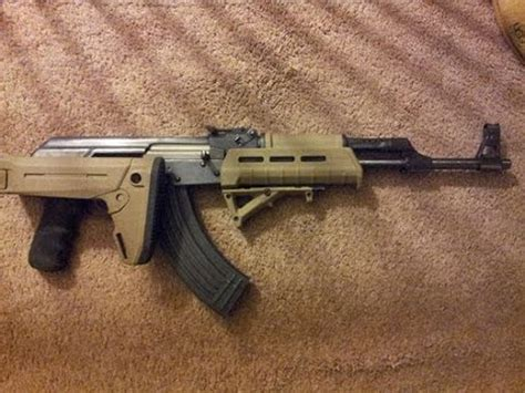 magpul furniture upgrade nornico mak  ak youtube