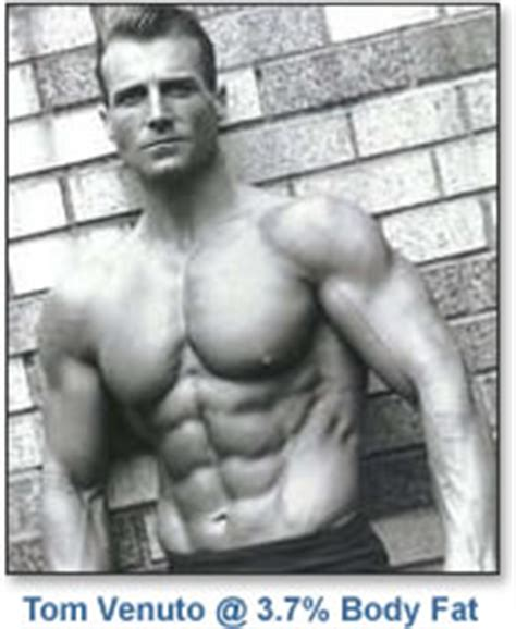 ideal body fat    abs