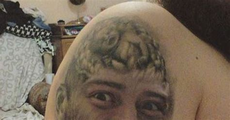 tattoo nightmares netflix man s faceswap with his tattoo goes wrong and now it s