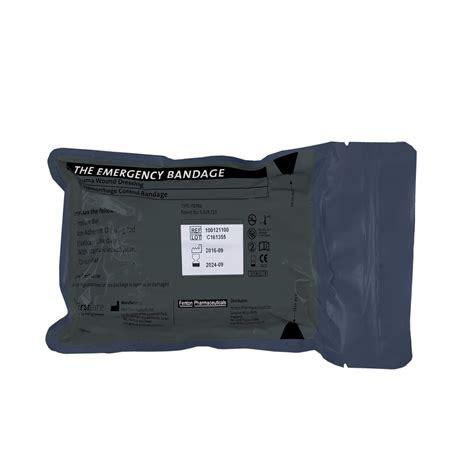 Pressure 4 Inch israeli bandage emergency bandage with pressure bar 4
