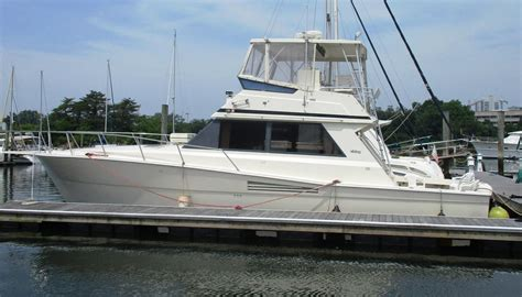 viking boats for sale in ct 1988 viking 45 convertible power boat for sale www