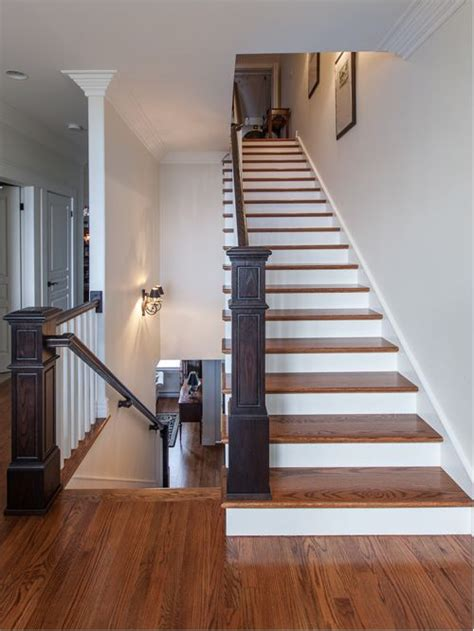 houzz matching floor and wall stair flooring ideas houzz