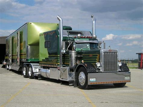 Semi Trucks With Big Sleepers For Sale by 35 Best Big Rigs With Big Bunks Images On Semi