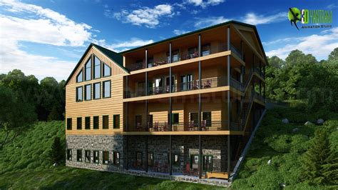 classic exterior 3d home design uk arch student com 3d exterior rendering design back view bristol arch