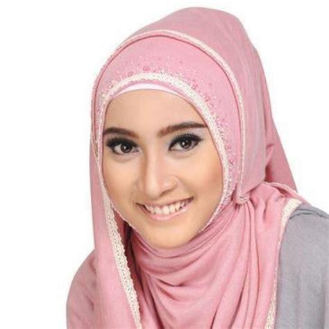 Jilbab Instan Masa Kini Pin Grosir Busana Muslim Murah Yang Modern Dan Modis On